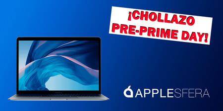 Calentando motores para el Prime Day: el MacBook Air (2020) rebajadísimo a 899 euros en Amazon, su precio mínimo histórico