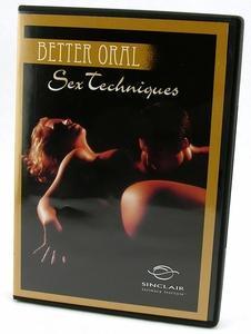 DVD con técnicas para el mejor sexo oral