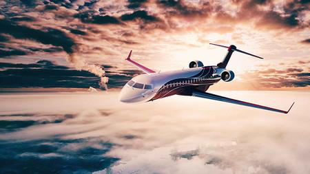 Aura Aerolinea Americana Experiencia Vuelo Jet Cinco Estrellas