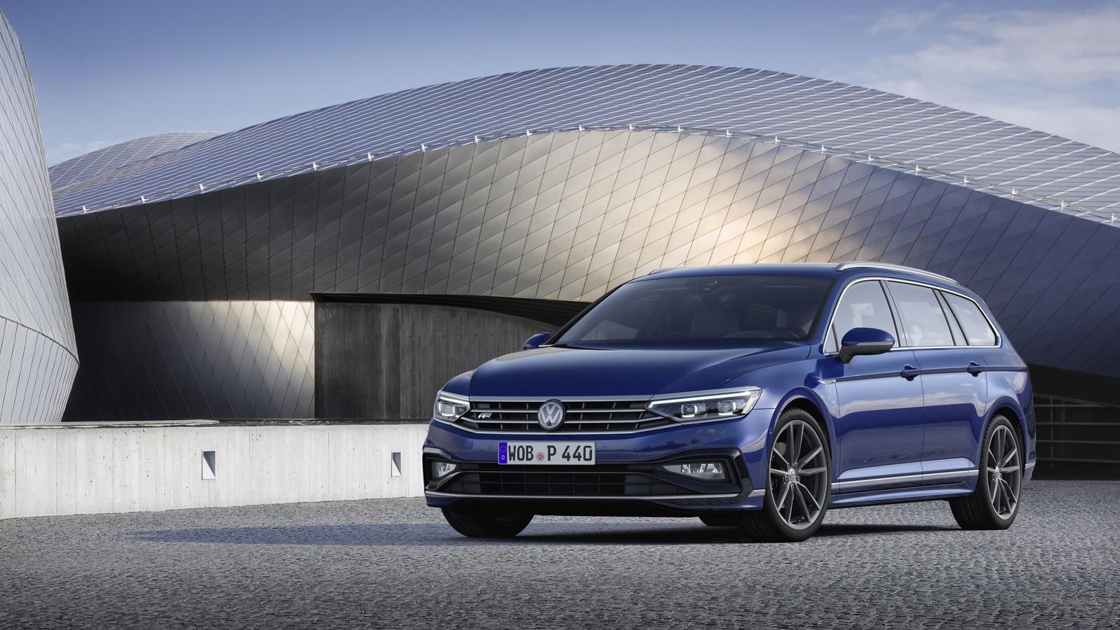 Foto de Volkswagen Passat 2019 (36/53)