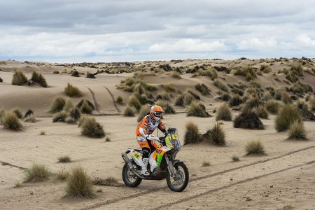 Laia Sanz Dakar2017