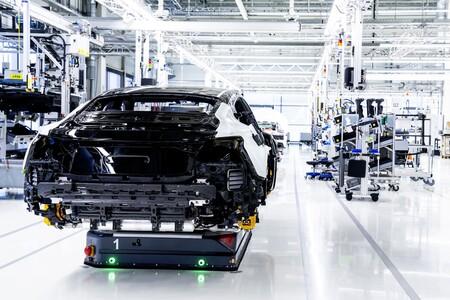 Audi E Tron Gt Produccion