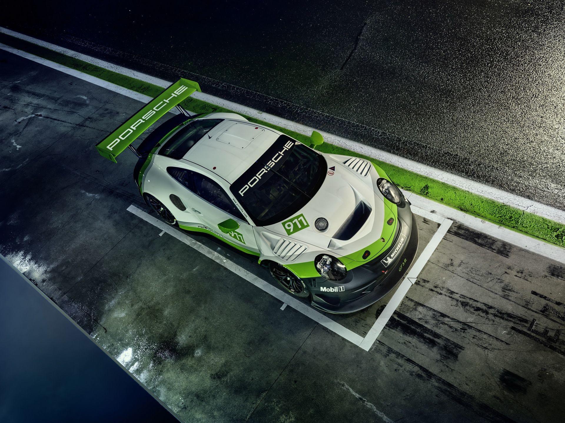 Foto de Porsche 911 GT3 R (4/9)
