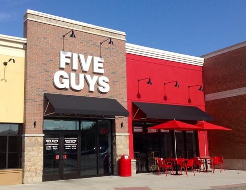 Five Guys, la hamburguesería preferida de Obama, llega a España en octubre
