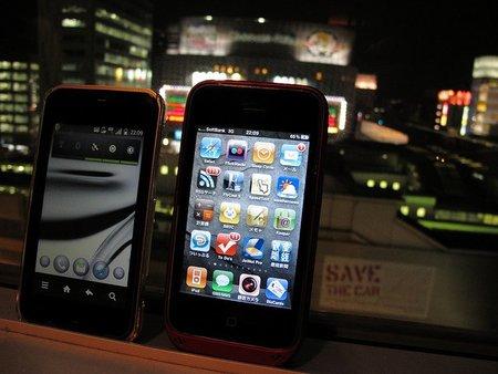 España, líder en usuarios de smartphones de Europa