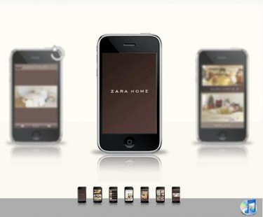 Zara Home para iPhone, la probamos