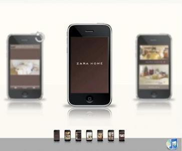 Zara Home para iPhone, la probamos