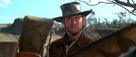 Clint Eastwood: 'Dos mulas y una mujer'
