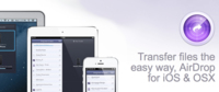 Instashare, comparte archivos fácil y rápidamente entre tu Mac y dispositivos iOS