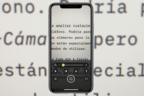 Todas las novedades de la app Lupa de iOS 14: Nueva interfaz, toma múltiple y app dedicada