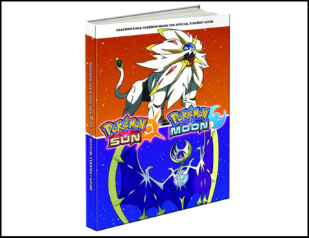 Pokemon Sun Moon Official Guide