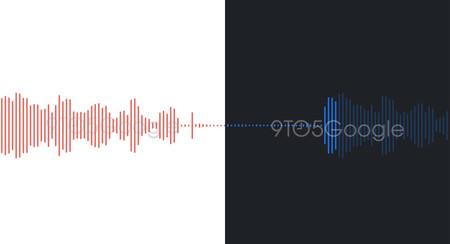 Este sería la app grabadora de sonido incluída en los Google Pixel 4 con Android 10
