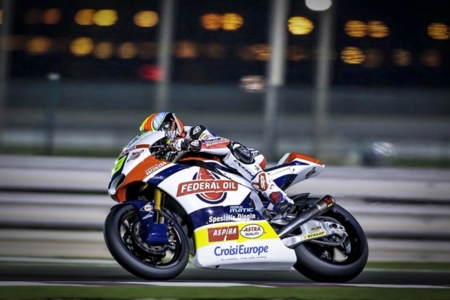 Xavier Simeon Moto2 Gp Catar 2015
