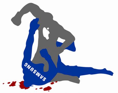 Samsung tiene que pagar 290 millones de dólares a Apple por múltiples infracciones de patentes