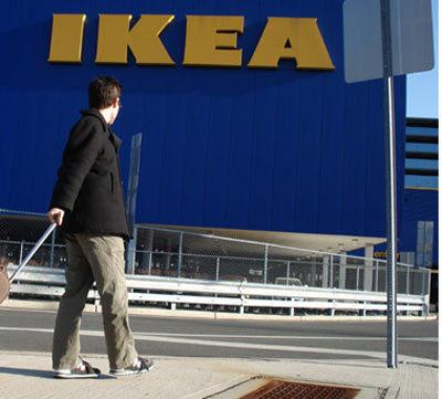 Vive en Ikea una semana