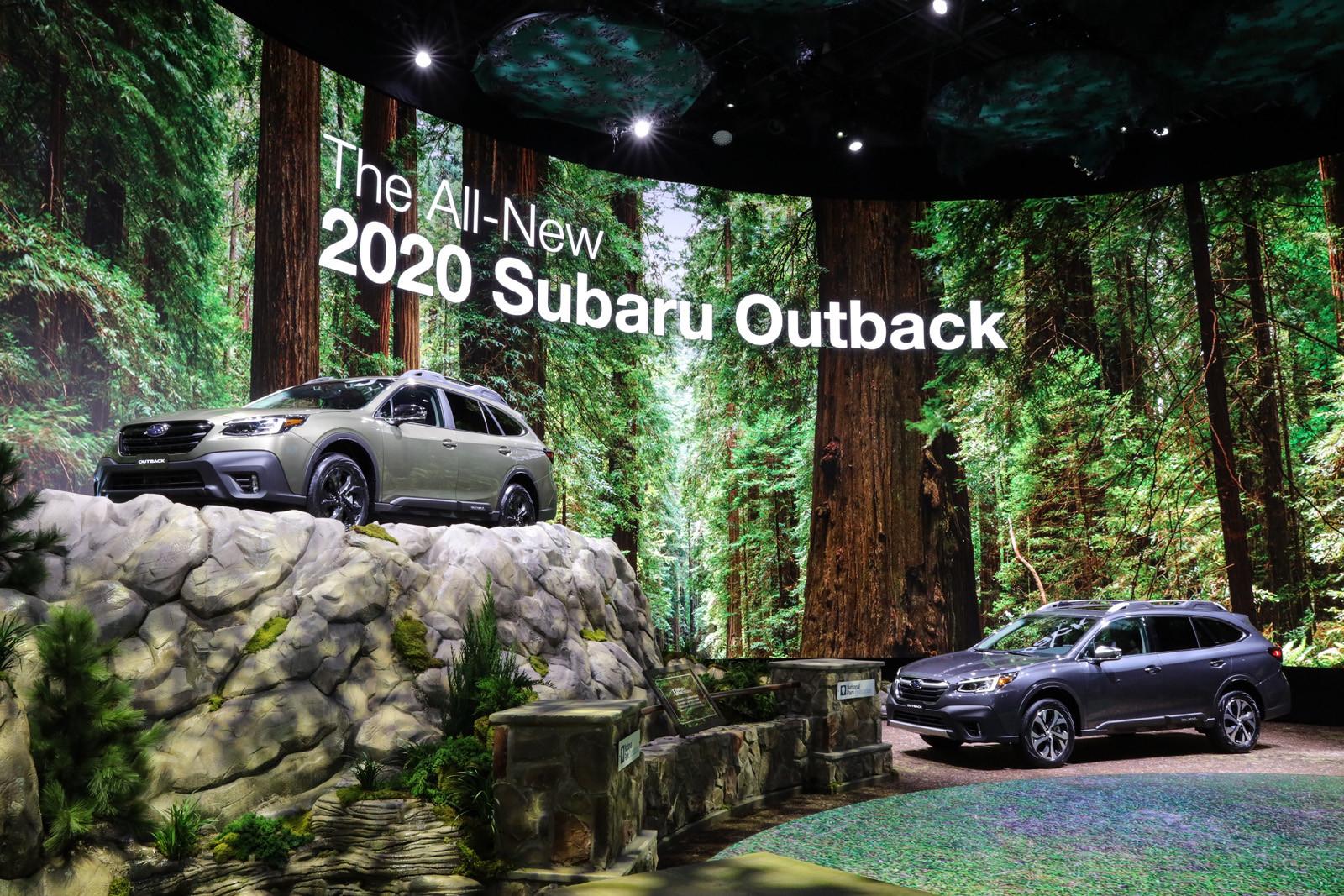 Foto de Subaru Outback 2019 (19/26)
