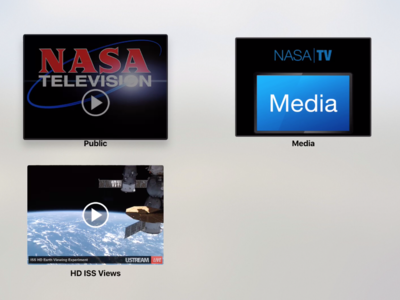 La NASA lanza su app para el Apple TV con la que ver la Tierra desde el espacio