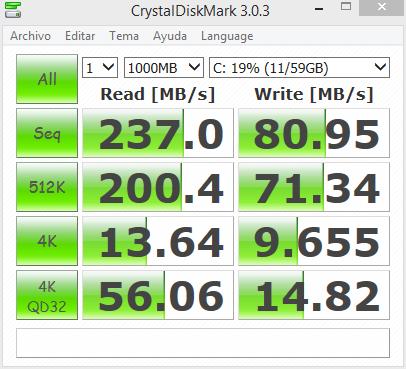 Foto de Pruebas rendimiento HD vs SSD (3/8)