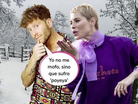 """¡Pelea! Gonzalo Montoya se mofa del desconsolado llanto de Soraya Arnelas por la nieve y la cantante le """"planta"""" cara con el apoyo de su abogada"""