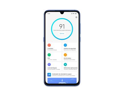Xiaomi Mi 9 Mantenimiento