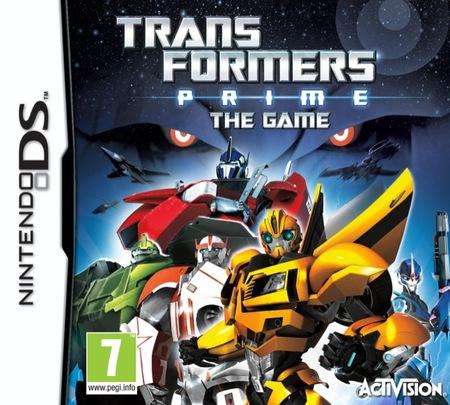 La serie de dibujos animados Transformers cobra vida en las videoconsolas