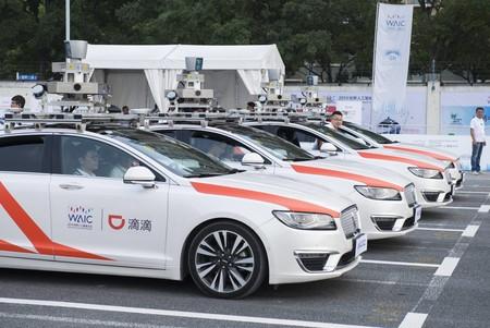 DiDi lista para lanzar sus taxis autónomos en Shanghái