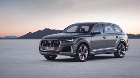 El Audi SQ7 TDI se actualiza, pero mantiene su motor diésel con compresor eléctrico y 435 CV de potencia