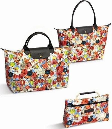 La diseñadora Mary Katrantzou colabora con Longchamp