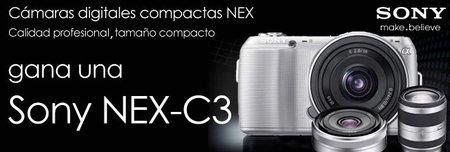 Nuevo concurso del Club Diario del Viajero: Gana una cámara Sony NEX-C3