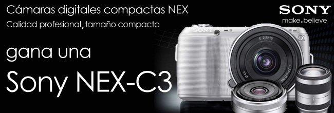 Concurso Sony Nex
