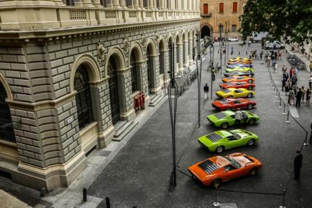 Lamborghini Miura Aniversario 5