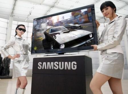 Samsung hace su apuesta por el 3D: se lo juegan todo