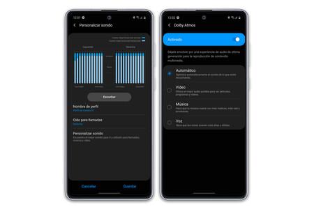 Samsung Galaxy Note10 Lite Sonido