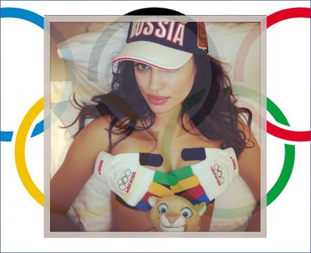 ¿Frio en Sochi? Tranquilos que ya está aquí Irina Shayk para subir un poco la temperatura