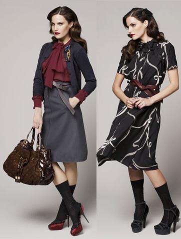 Louis Vuitton, colección Pre-Fall 2009
