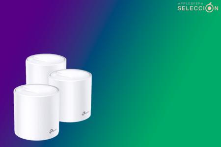 Prepara tu red para la nueva generación con el pack router mesh Wi-Fi 6 TP-Link Deco AX20, de oferta en Amazon a 281,80 euros