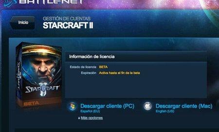 La beta de 'StarCraft II' para Mac ya está disponible