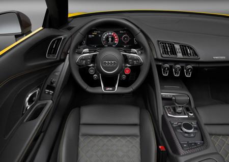 Audi R8 Spyder V10 2017 1280x960 Wallpaper 1e