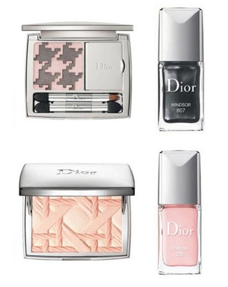 Make up Dior pour Harrods