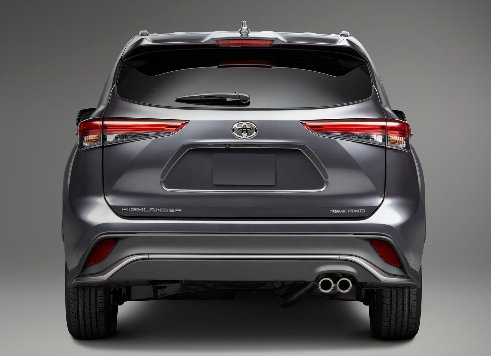 Foto de Toyota Highlander XSE 2021 (4/9)