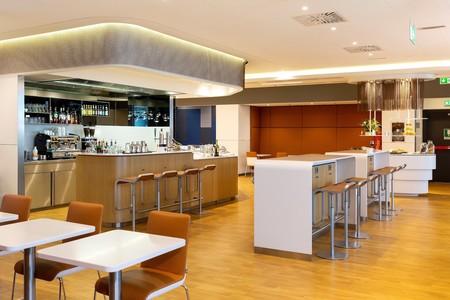 Sala Vip Lufthansa Con Hi Macs 10