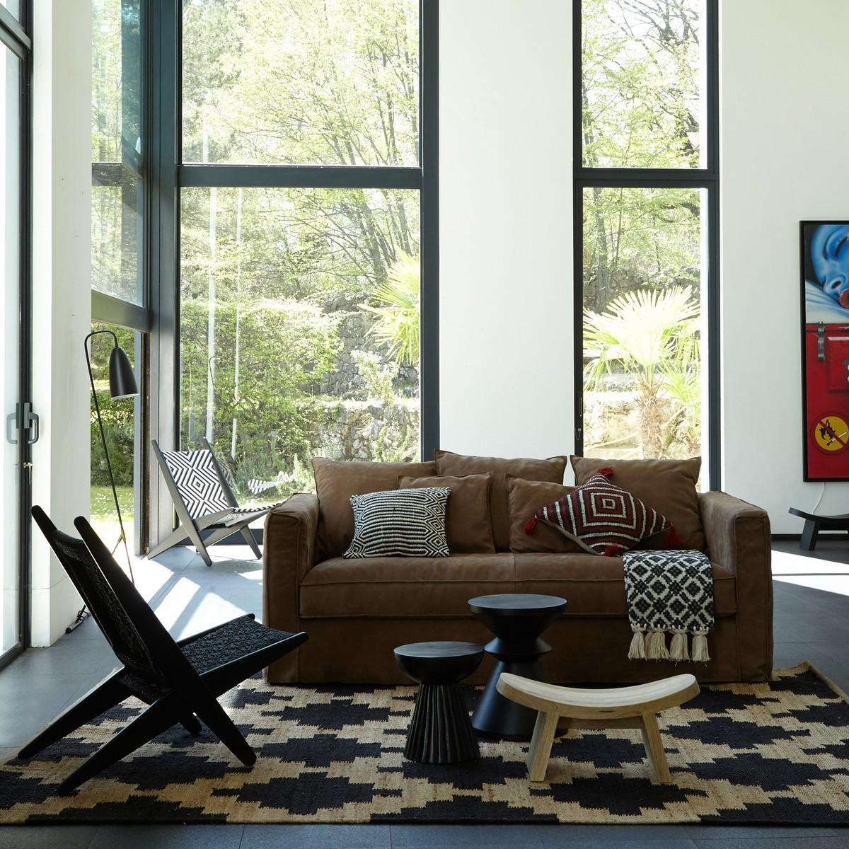 La alfombra que podrás dejar todo el año en tu salón está en La Redoute con un 30% de descuento
