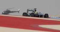 Nico Rosberg consigue una sorprendente pole en el Gran Premio de Baréin