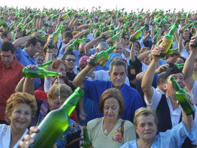 La XXIV edición de la Fiesta de la Sidra Natural de Gijón