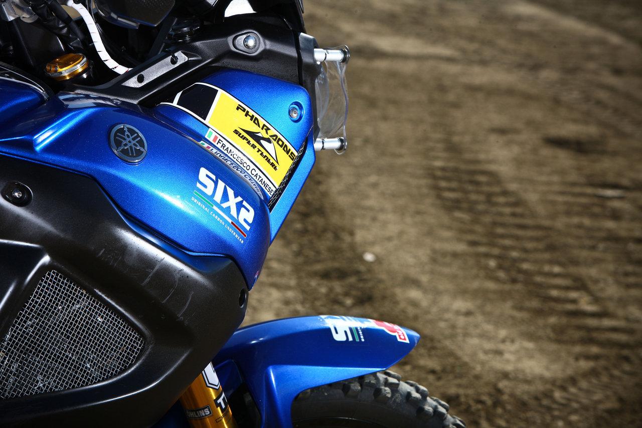 Foto de Yamaha XTZ1200R Súper Ténéré preparación para el Rally de los Faraones 2011 (1/15)