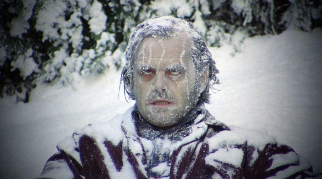 Jack Torrance Congelado