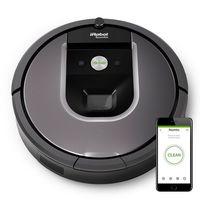 Oferta del día en el  robot de limpieza iRobot Roomba 960: hasta medianoche cuesta 479 euros en Amazon