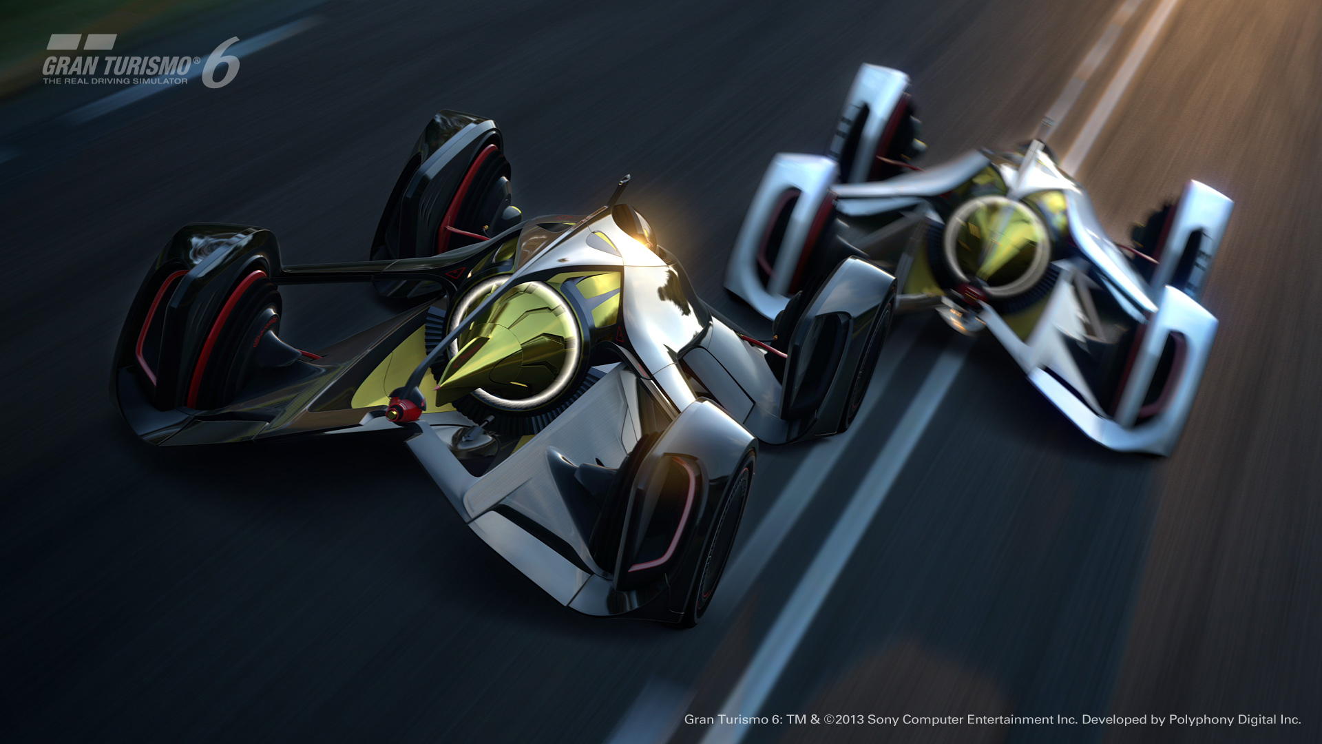 Foto de Chevrolet Chaparral 2X Vision Gran Turismo Concept (2/12)
