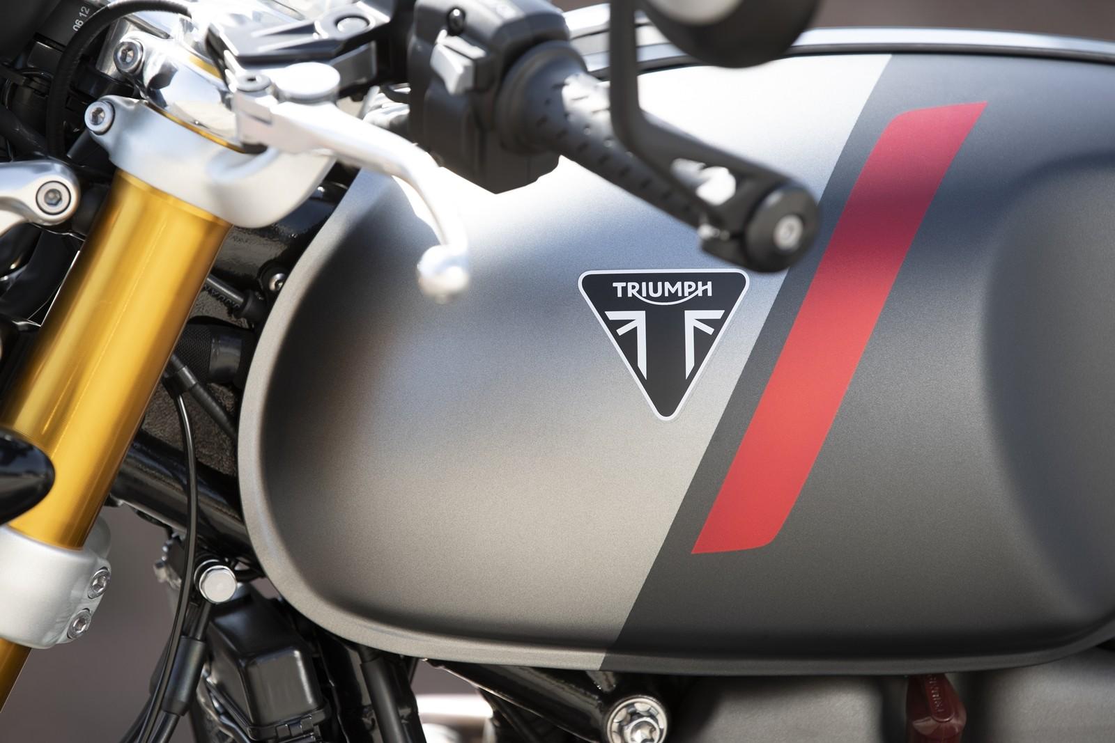 Foto de Triumph Thruxton RS 2020 (9/38)