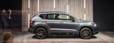 CUPRA quiere conquistar Europa con siete coches entre híbridos enchufables y a gas